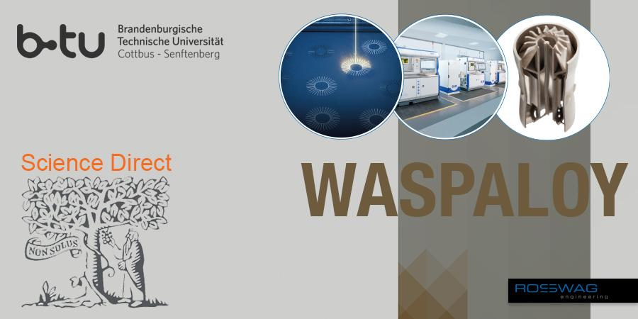 Rosswag Engineering Esaform Waspaloy Paper