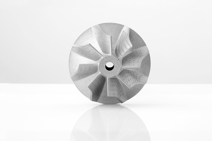 Slm-Impeller